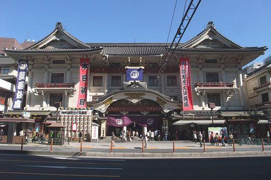 Kabukiza_theatre